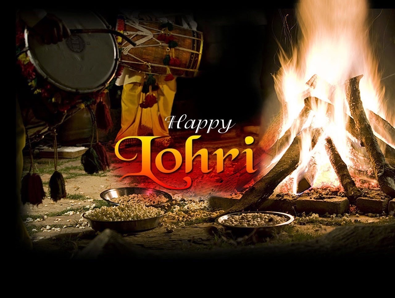 Gm Friends And Family >> Happy Lohri - Whatsapp Forwards, Jokes, Riddles and Puzzles