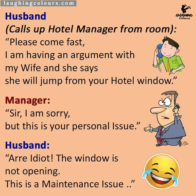 Husband Wife Quotes In English: Whatsapp Forwards, Jokes, Riddles And