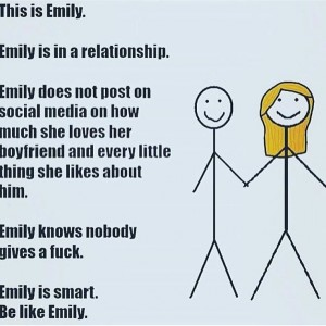 dont be emily