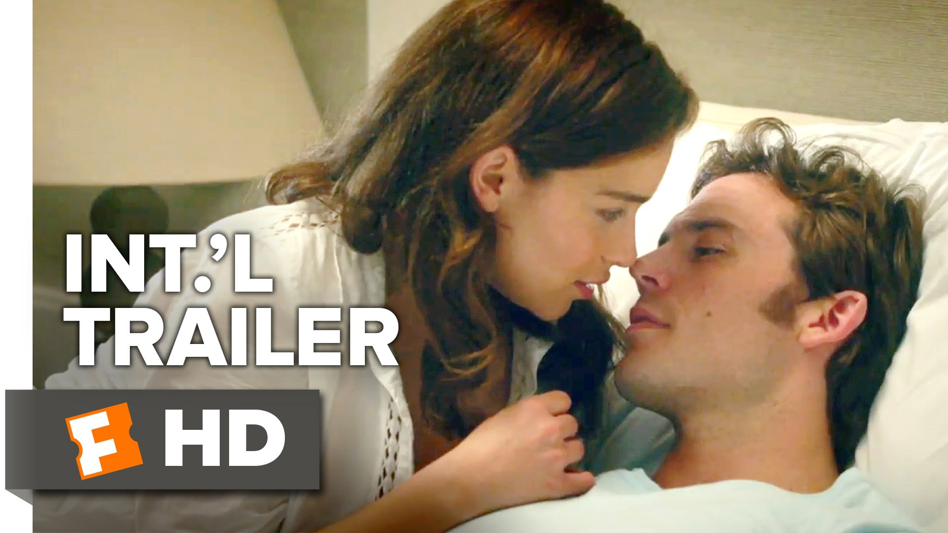 Me Before You Official International Trailer - Whatsapp