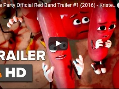 sausage party full trailer 2016
