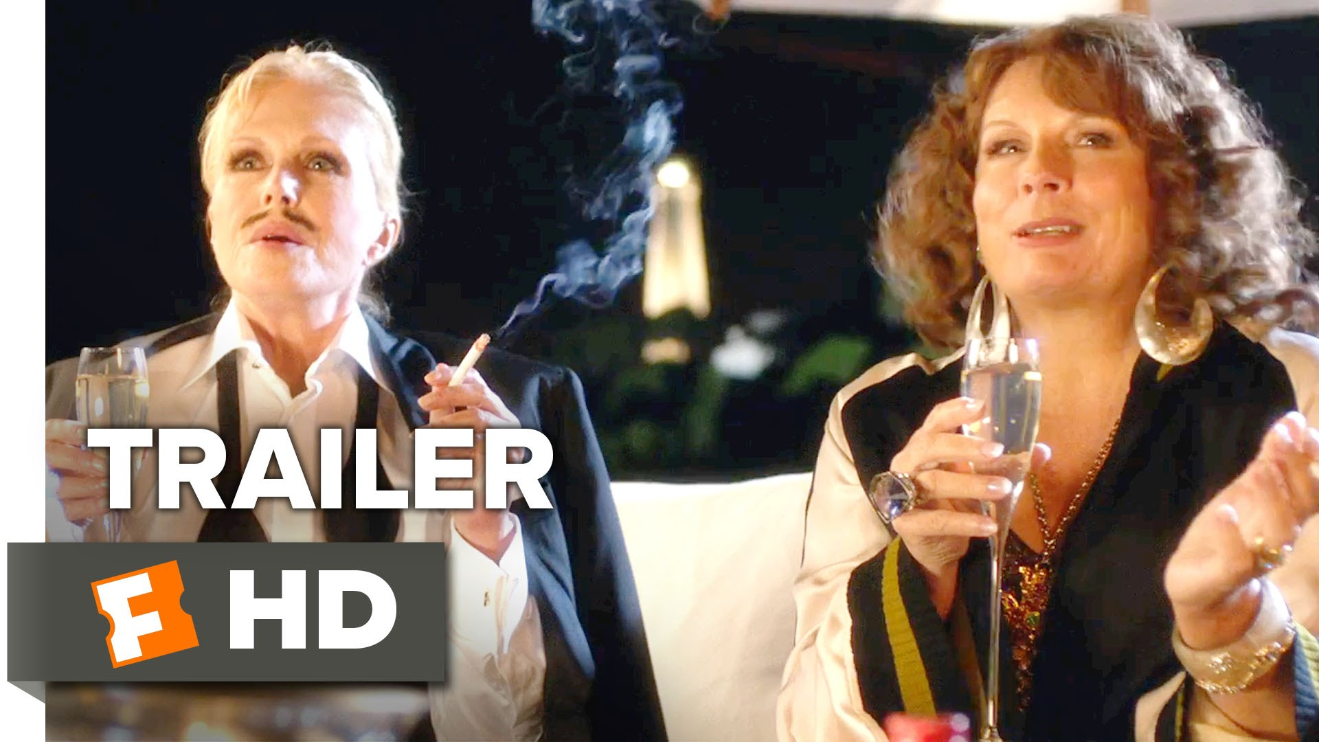 Absolutely Fabulous New Movie Trailer