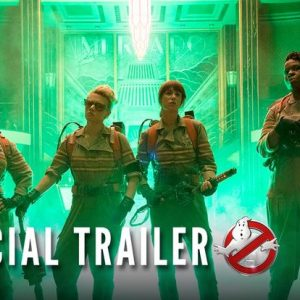 Ghostbusters Official International Trailer